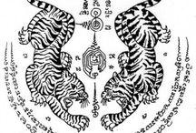 Thai tattoos