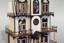 Gothic Dollhouses