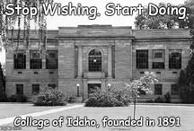 Idaho Museums / Learn from the past at these Idaho museums. / by Visit Idaho