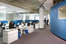 Hum. Minds at Work.  / Creative work areas bring out the best in your employees.