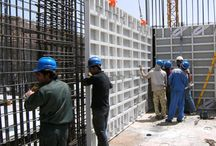 Technology / German Formwork & Pre-Cast Technology. Our structures are entirely built of reinforced concrete for which we use two methodologies & technologies for the fabrication.