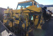 Maintenance of Way Equipment