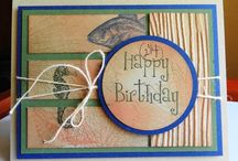 By the Tide Stampin' Up! Stamp Set Greeting Cards