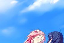 Sakura & Hinata