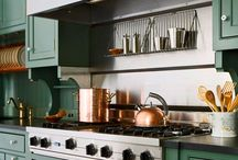 Kitchen Ideas / by Amy Bender