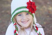 Holiday Crochet Patterns / by Kristi Simpson Designs