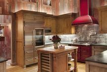 Kitchens / by Amelia Johnson