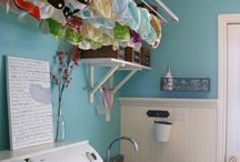 Laundry Reno/Decor/Organisation
