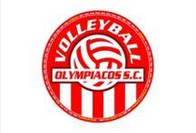 ΟΛΥΜΠΙΑΚΟΣ: Volley Γυναικών α. 1948-.