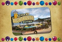 Holiday Gift Guide! / Ideas to get you excited about giving this holiday season! / by Avila Lighthouse Suites