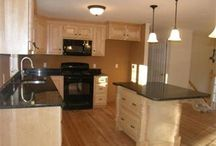 Kitchen remodel / by Suzanne Curran