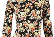 Fashionable Freddie / Flowers flowers and flowers