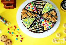 Meus Doces - Murilo Grilo / Minha valvula de escape, amo fazer sobremessas em especial com chocolate, aqui você vai conferir minhas sobremesas especias e cheia de cor e estilo.