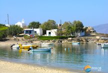 Agia Anna / Explore the seaside resort of Agia Anna on Naxos island. Offered to you by http://www.naxos.net