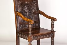 Elizabethan furniture