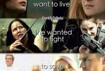 Hunger game's and Divergent