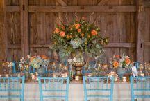 weddings + parties