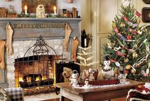 Holiday: Christmas Decor / by Amy Fennell