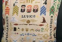 Nanna craft: cross stitch