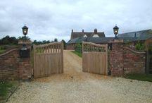Gates / Gates installed by The Garage Door Centre