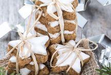 biscotti speziati / Con anice zenzero cannella vaniglia