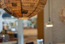 rice papir lamper