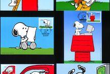 Snoopy / Cariño / by Barbie DeS