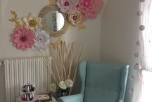 large flower projects