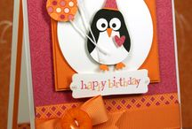 cards/stampin up