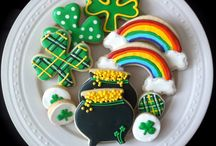St.Pattys cookies