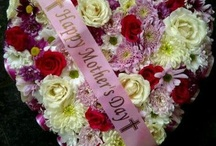 Memorial Funeral Ribbon / Personalised memorial ribbon I have supplied to florists around the United Kingdom www.printedribbon4u.co.uk