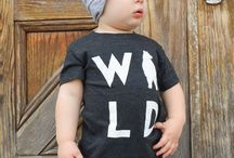 Wild Littles / Apparel and fun stuff for outdoor-loving, tree-climbing, wildflower-picking kiddos!