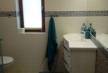 łazienka turkusowa / łazienka turkusowa