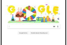 Google doğum günü Adana Yazılım