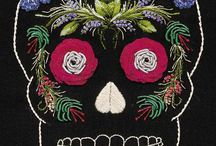 Brazilian Embroidery/Embroidery / Brazilian Embroidery  / by CR313