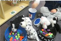 Role play , dramatic play ideas