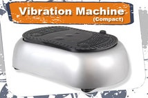 Vibration Platform / You can accelerate blood circulation, activate muscles and increase body metabolism without joining a health center; by just stepping on the vibration platform. The vibrations pass from the platform as well as through the seat, hand grips and foot pedals; to burn extra calories, maintain muscle flexibility and improve balance.