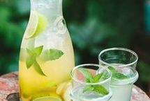 Getränke für den Sommer