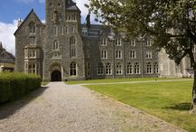St. Benedict's Abbey / The beautiful Abbey of The Highland Club.