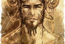 Satyr • Male
