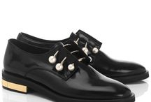 Derby shoe designs