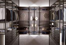 Closets walk in