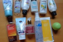 Monthly Product Empties