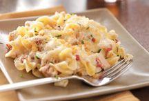 Pasta (Seafood)