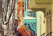Favorite Places & Spaces / by Rachael Rousseau