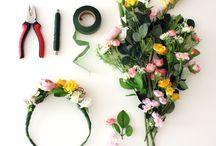 Blumenkranz DIY