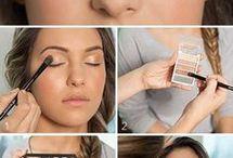 Makeup -  tutorial