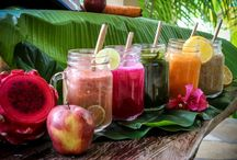 Detox and Healthy Food