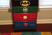 Marvel Nursery/Kids bedroom