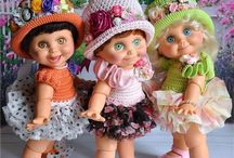 My work for dolls   Galoob Baby Face